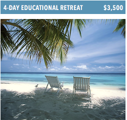 4-day educational retreat